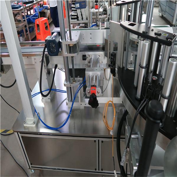 เครื่องติดฉลากสติกเกอร์แบบม้วนอัตโนมัติ 220V / 380V