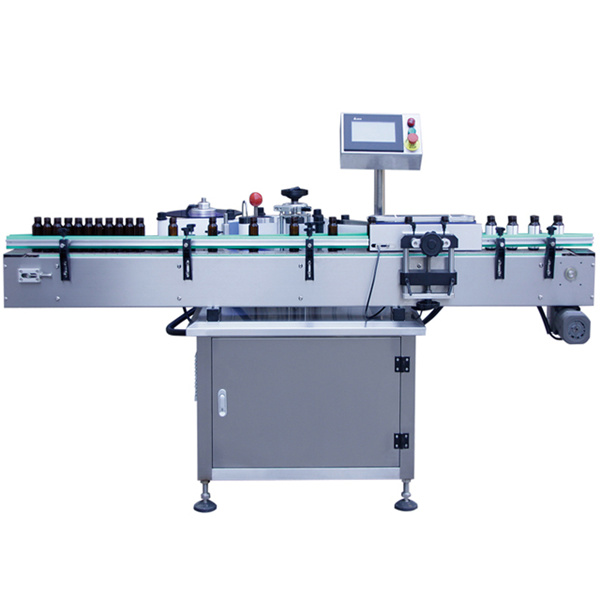 เครื่องฉลากสติกเกอร์ Label Applicator Equipment 380V สามเฟส
