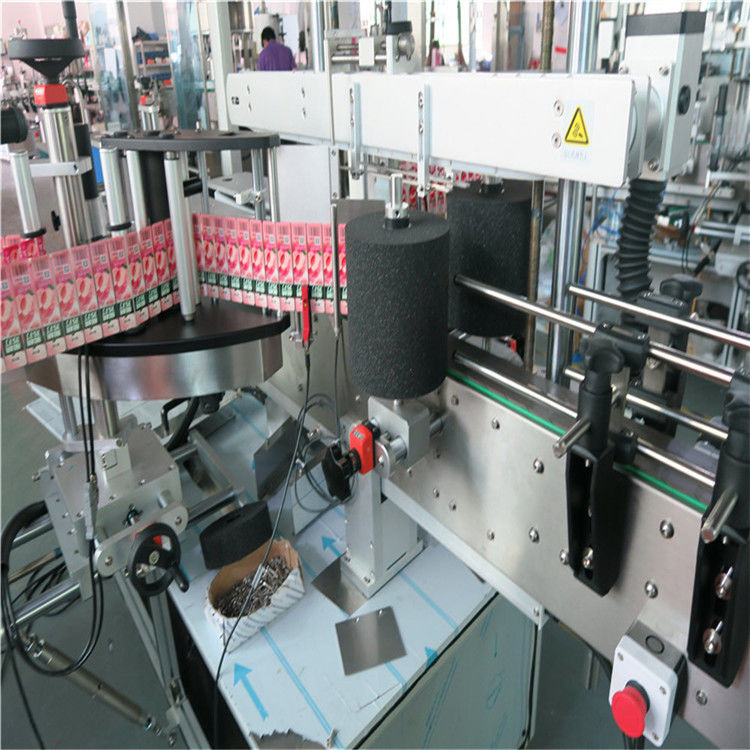 เครื่องติดฉลากสติกเกอร์ติดฉลากแบบม้วนอัตโนมัติของจีนผู้จัดจำหน่าย 220V / 380V