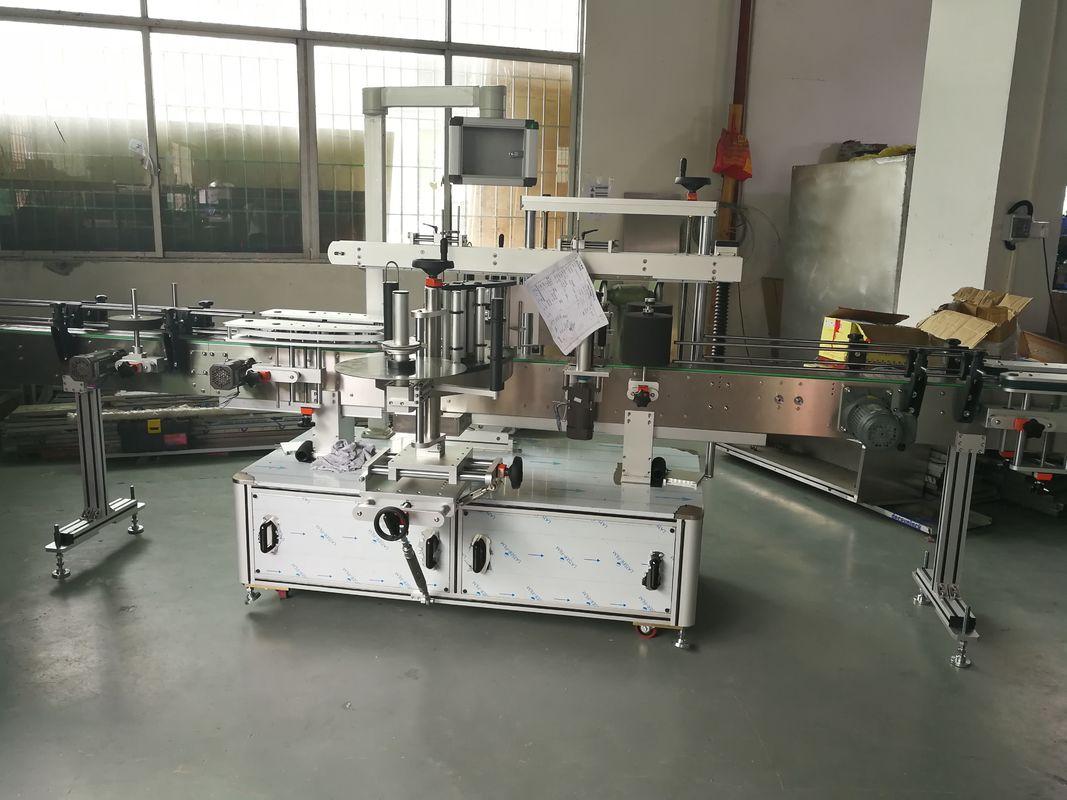 น้ำผลไม้ / ขวดไวน์เครื่องติดฉลากสติกเกอร์อัตโนมัติ, เครื่องติดฉลากอัตโนมัติ