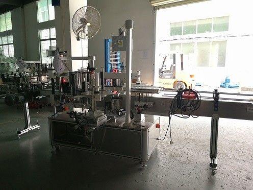 อุปกรณ์ติดฉลากกาวตนเองอัตโนมัติเต็มรูปแบบสองด้าน