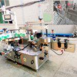 เครื่องติดฉลากกาวตนเองอัตโนมัติสำหรับแชมพูและผงซักฟอก