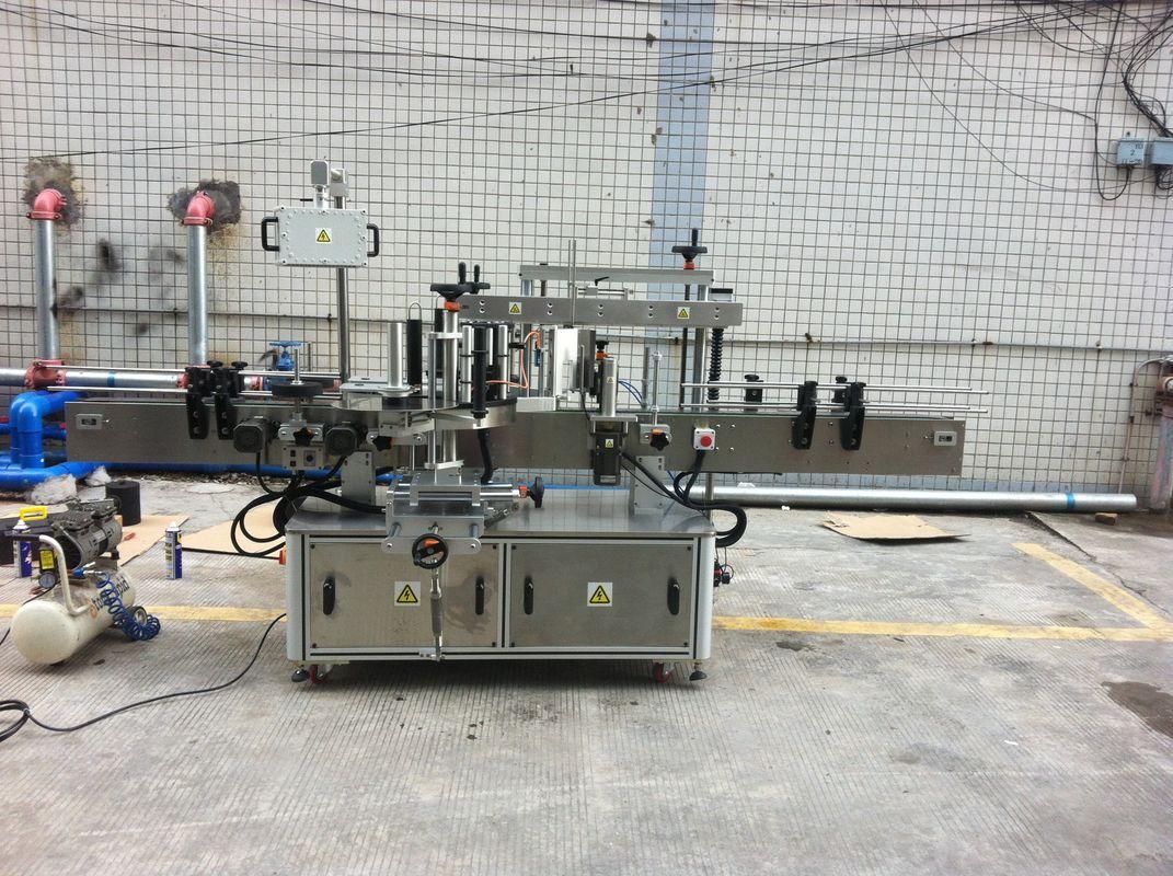 เครื่องติดฉลากขวดพลาสติกสำหรับอุปกรณ์ติดฉลากขวดน้ำ